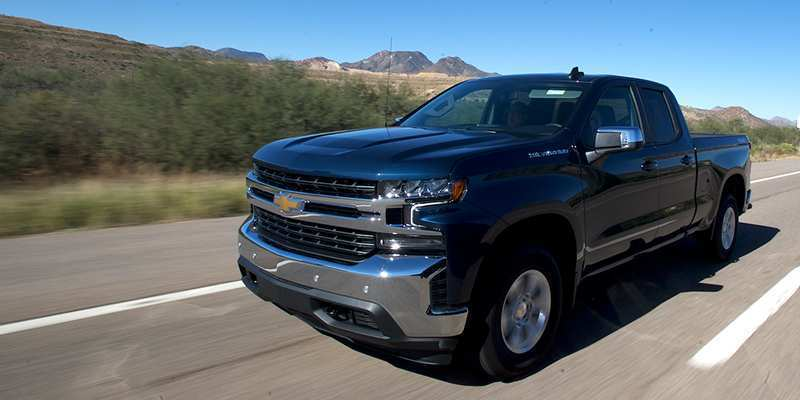 53 Great New 2019 Chevrolet Silverado Work Truck Concept Redesign And Review Spy Shoot for New 2019 Chevrolet Silverado Work Truck Concept Redesign And Review