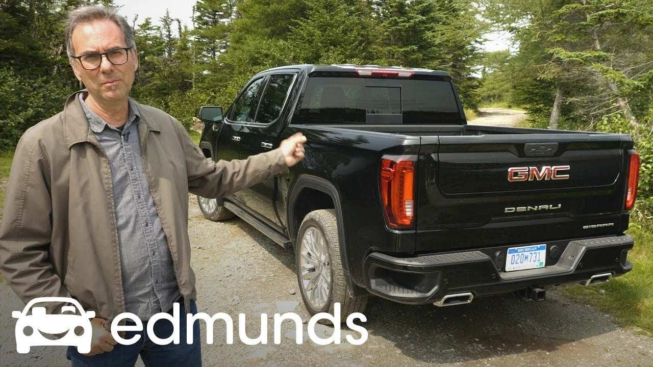 53 Great New Gmc 2019 Sierra 1500 First Drive Spy Shoot by New Gmc 2019 Sierra 1500 First Drive