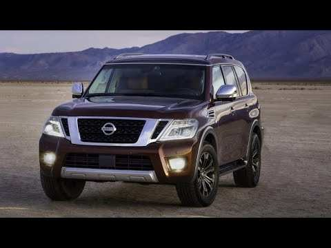 53 Great Nissan Armada 2019 Overview Release Date for Nissan Armada 2019 Overview