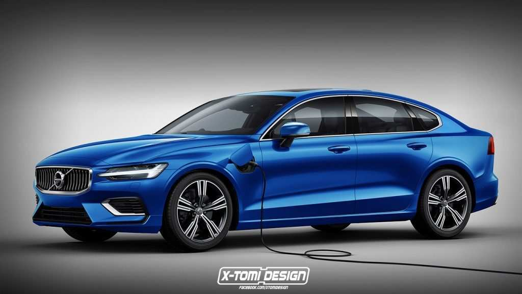 53 New 2019 Volvo S60 Gas Mileage Spy Shoot Interior for 2019 Volvo S60 Gas Mileage Spy Shoot