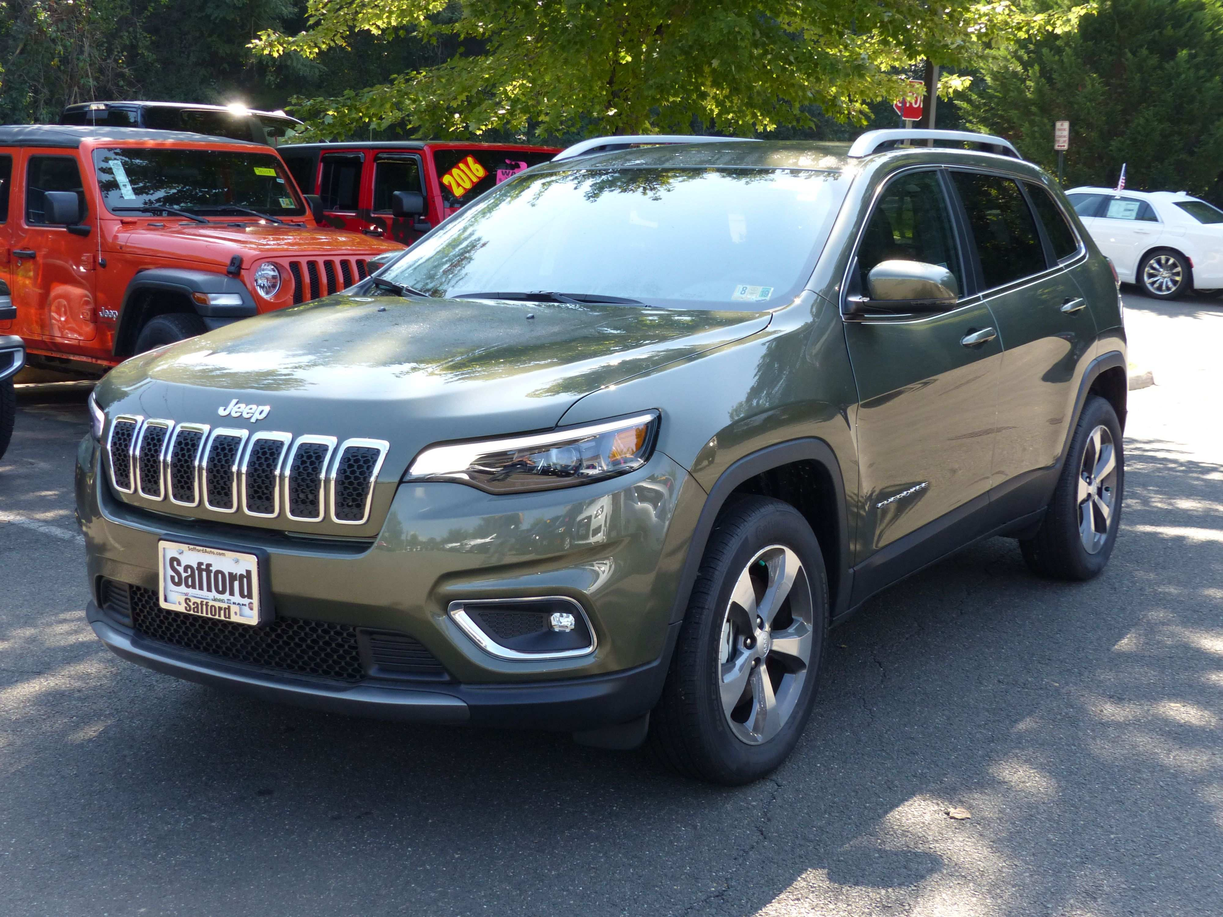 53 New Best Jeep Cherokee 2019 Anti Theft Code Exterior Price and Review for Best Jeep Cherokee 2019 Anti Theft Code Exterior