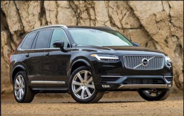 53 The Best Volvo Cx90 2019 Release Spesification with Best Volvo Cx90 2019 Release