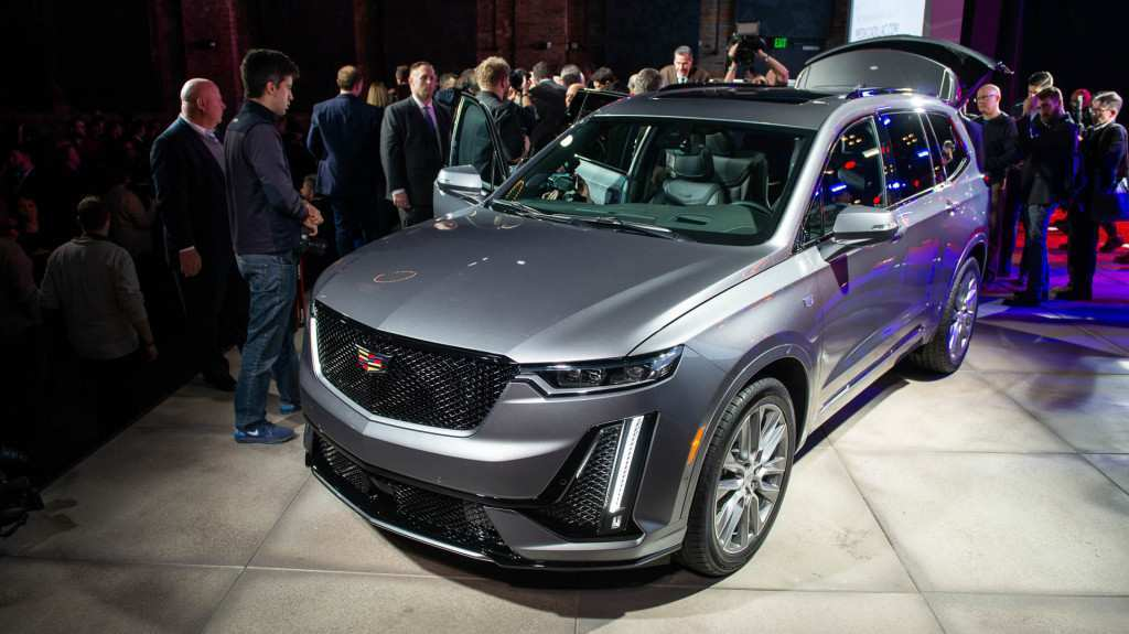 53 The New Cadillac For 2019 New Concept Exterior by New Cadillac For 2019 New Concept