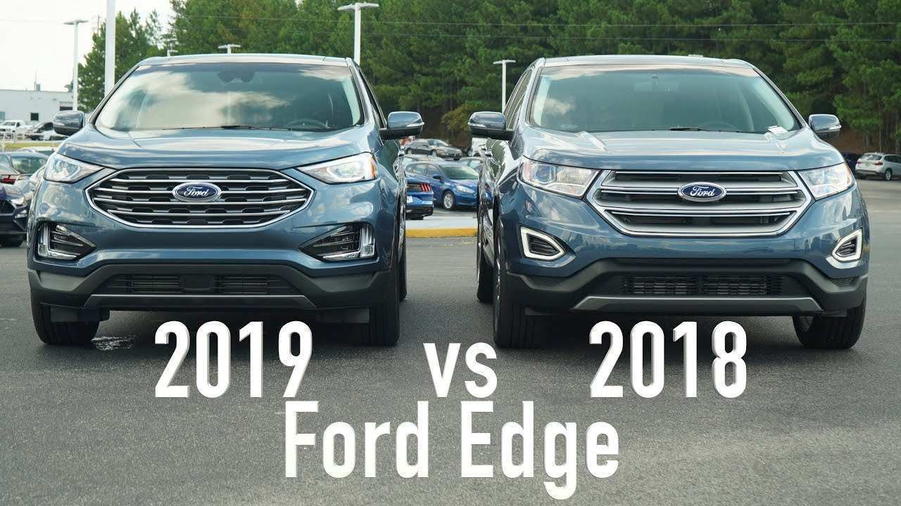 53 The The 2019 Ford Edge St Youtube Overview And Price Price for The 2019 Ford Edge St Youtube Overview And Price