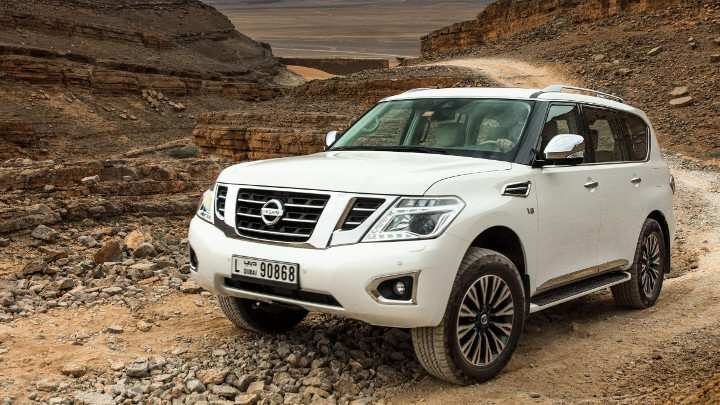 54 All New Nissan Patrol 2019 Price First Drive Pricing for Nissan Patrol 2019 Price First Drive