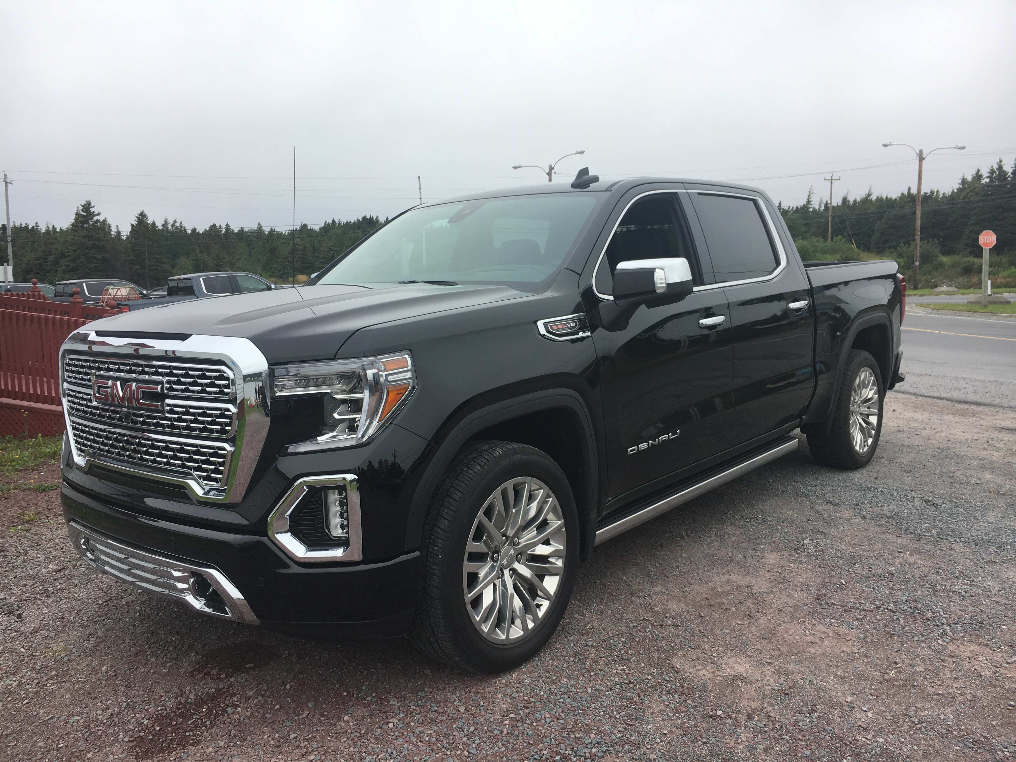54 Best Review Tailgate On 2019 Gmc Sierra First Drive Spesification by Tailgate On 2019 Gmc Sierra First Drive