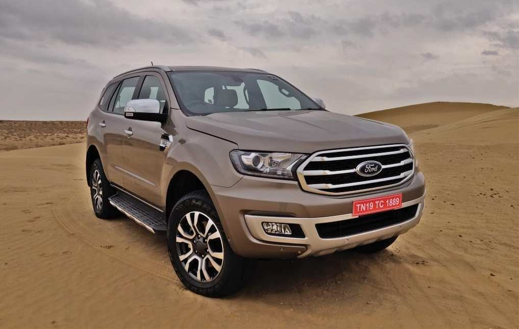 54 Concept of Best Ford Endeavour 2019 Performance And New Engine First Drive with Best Ford Endeavour 2019 Performance And New Engine