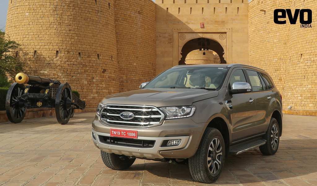 54 Concept of Best Ford Endeavour 2019 Performance And New Engine Specs and Review with Best Ford Endeavour 2019 Performance And New Engine