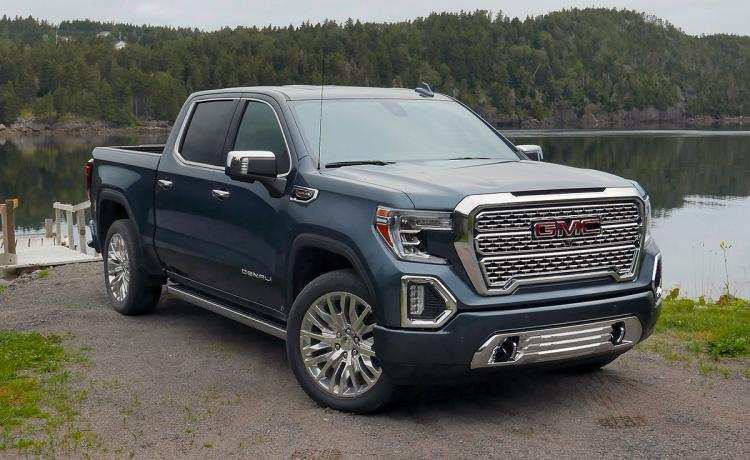 54 Concept of New Gmc 2019 Sierra 1500 First Drive Concept with New Gmc 2019 Sierra 1500 First Drive