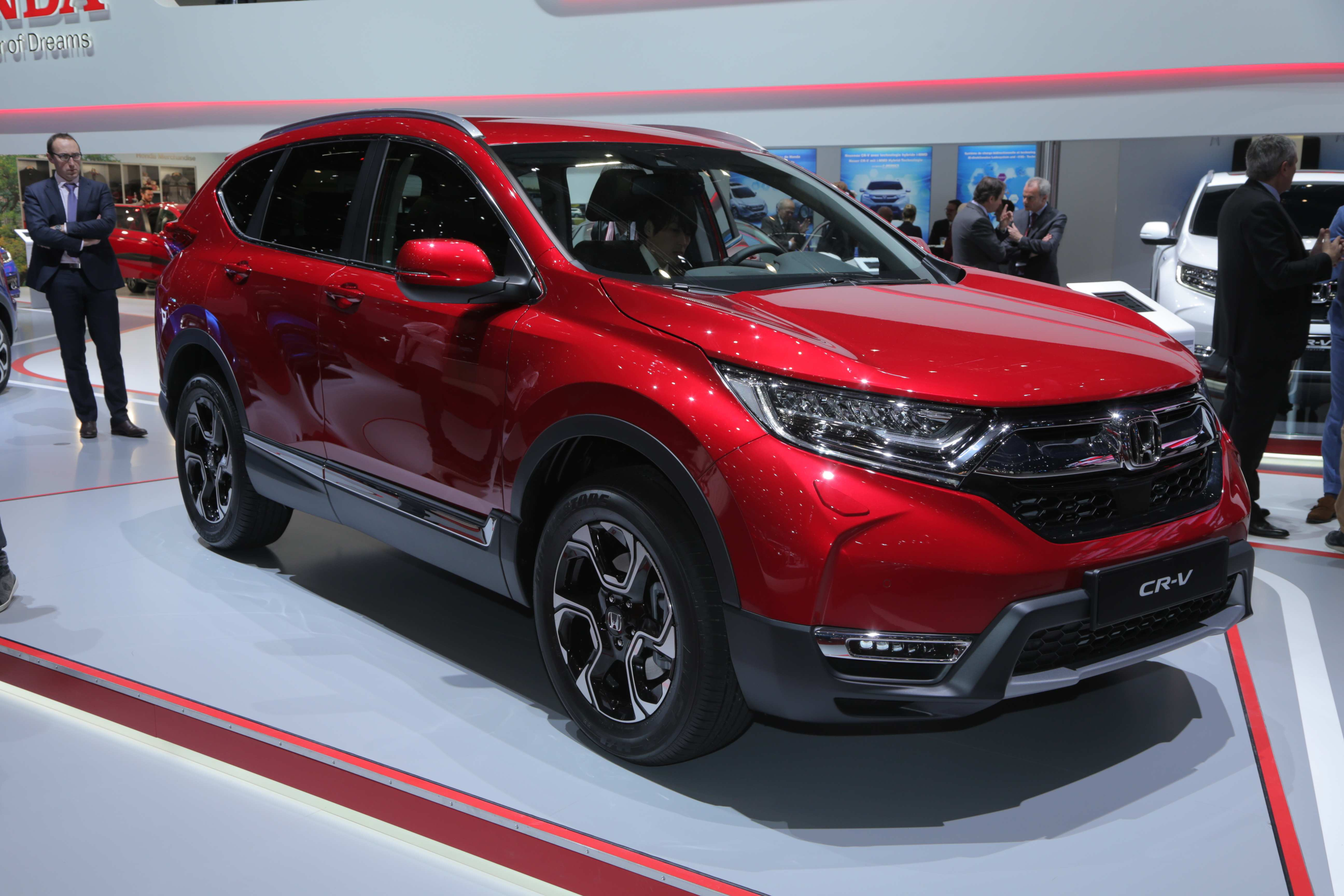 54 Concept of The Crv Honda 2019 Release Research New for The Crv Honda 2019 Release