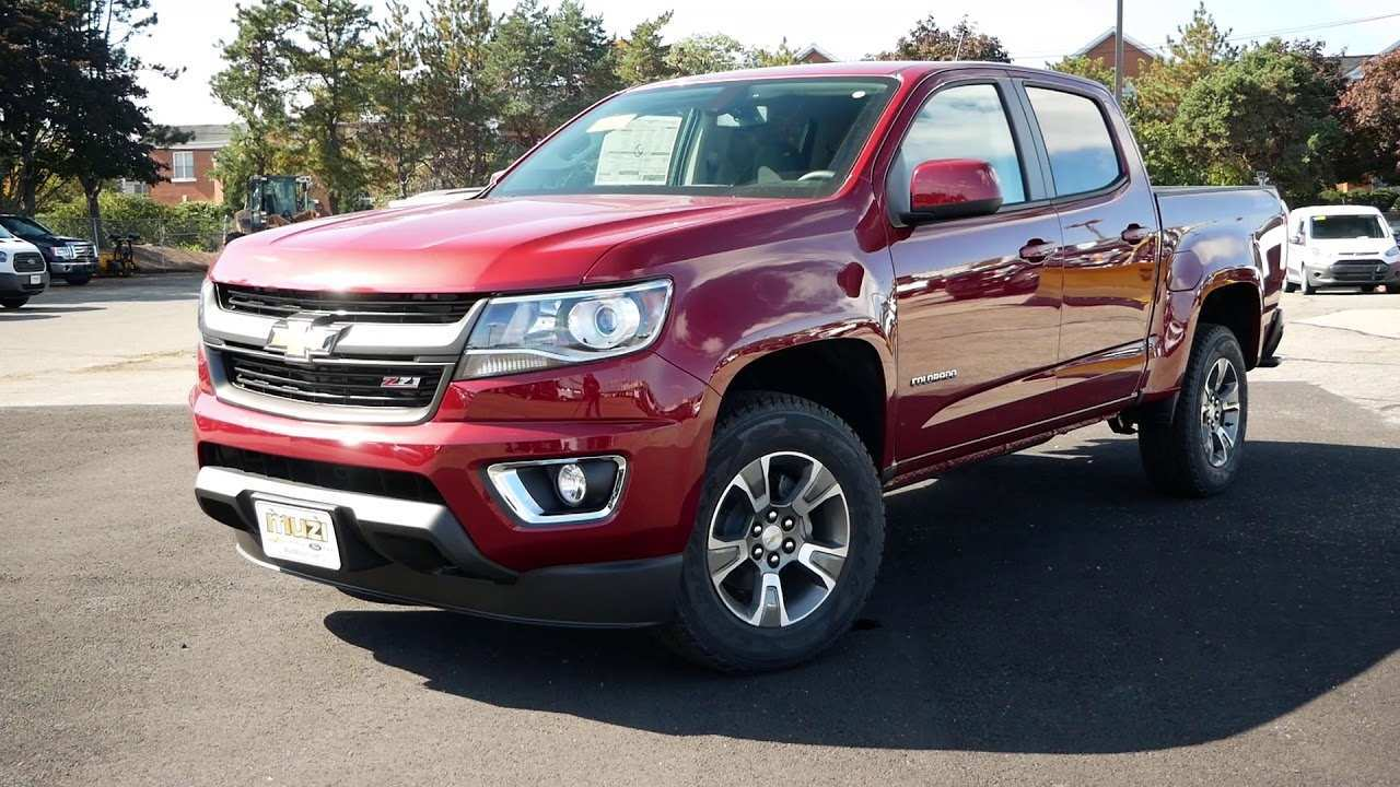 54 Gallery of 2019 Chevrolet Colorado Update Price And Review New Review by 2019 Chevrolet Colorado Update Price And Review