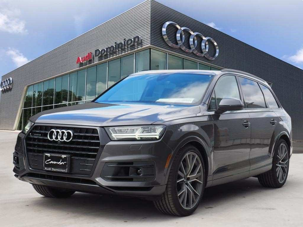 54 Gallery of Audi Mpv 2019 Redesign Redesign and Concept with Audi Mpv 2019 Redesign