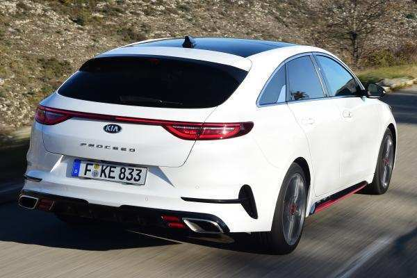 54 Gallery of Kia Ceed Gt 2019 New Review for Kia Ceed Gt 2019