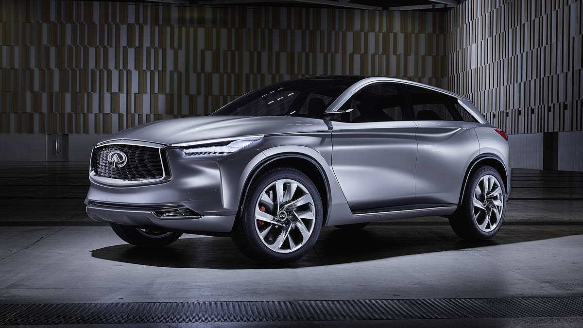 54 Gallery of New Infiniti Fx35 2019 Rumor Redesign and Concept for New Infiniti Fx35 2019 Rumor