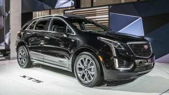54 Gallery of The 2019 Cadillac Xt5 Used Concept Release by The 2019 Cadillac Xt5 Used Concept