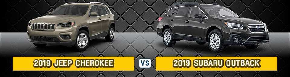54 Gallery of The 2019 Jeep Cherokee Vs Subaru Outback Interior Exterior And Review Pictures for The 2019 Jeep Cherokee Vs Subaru Outback Interior Exterior And Review
