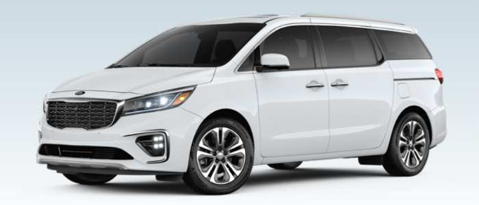 54 Gallery of The Kia Minivan 2019 Exterior Exterior with The Kia Minivan 2019 Exterior