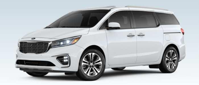 54 Gallery of The Kia Minivan 2019 Exterior Exterior with The Kia Minivan 2019 Exterior
