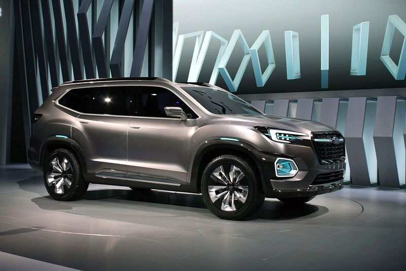 54 Great Best 2019 Subaru Ascent Release Date Usa Specs Redesign and Concept by Best 2019 Subaru Ascent Release Date Usa Specs