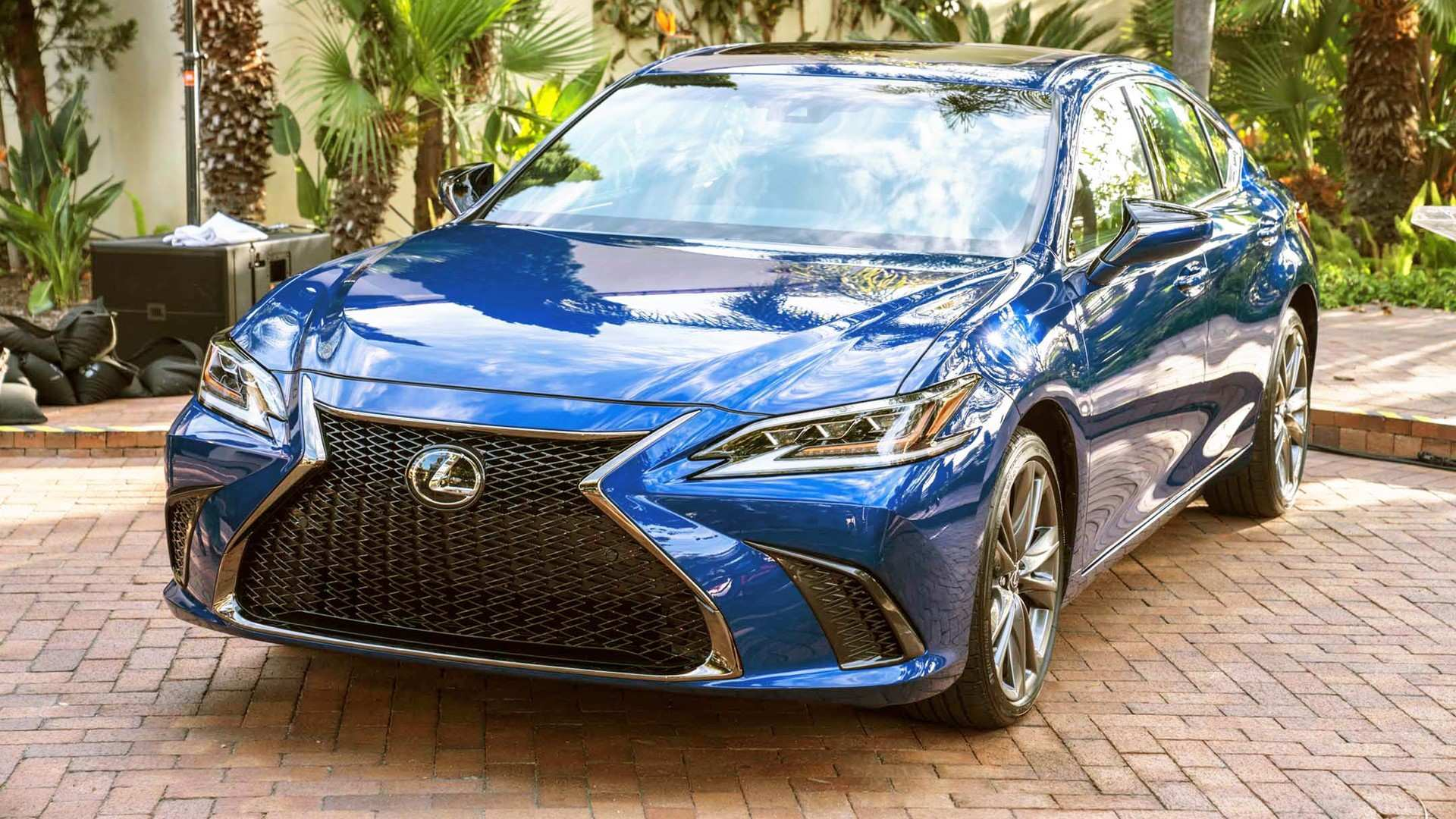 54 Great Lexus Es 2019 Debut Interior by Lexus Es 2019 Debut