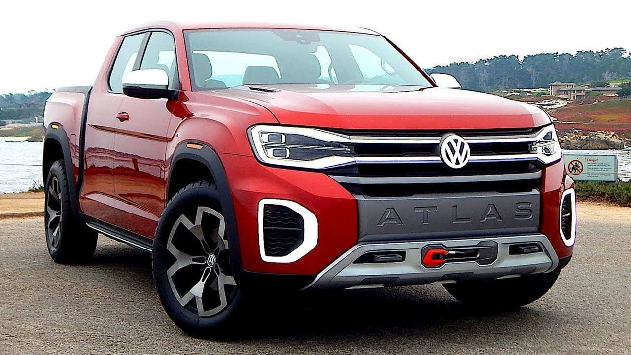 54 Great The Volkswagen 2019 Pickup Specs And Review Speed Test by The Volkswagen 2019 Pickup Specs And Review