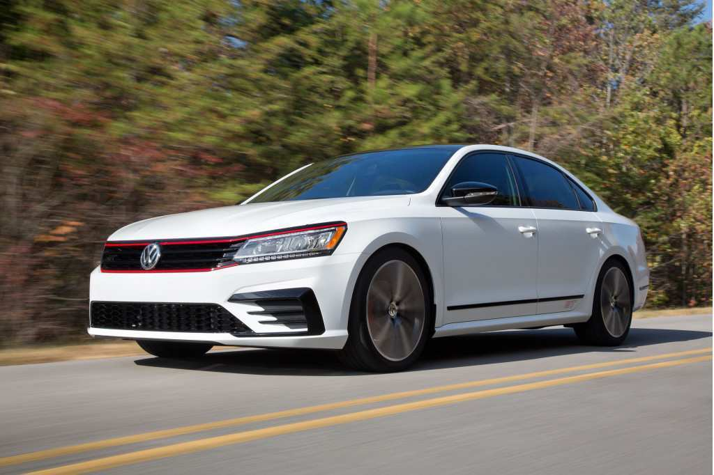 54 New 2019 Vw Passat Gt Rumors by 2019 Vw Passat Gt