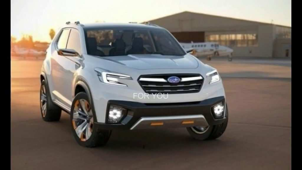 54 New The Release Date Of Subaru 2019 Forester Picture Release Date And Review Rumors with The Release Date Of Subaru 2019 Forester Picture Release Date And Review