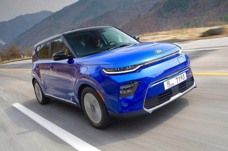 54 The Best Kia Ev Soul 2019 Price And Review Redesign and Concept by Best Kia Ev Soul 2019 Price And Review