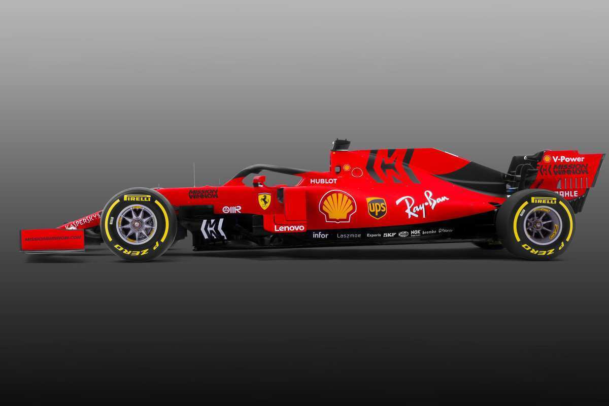 54 The Best New Ferrari Driver F1 2019 Redesign Price And Review New Concept with Best New Ferrari Driver F1 2019 Redesign Price And Review