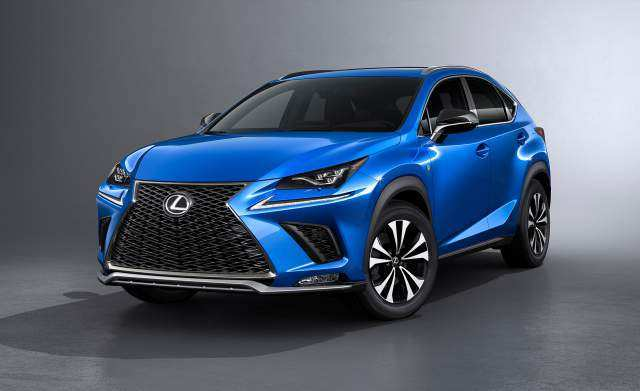 54 The New 2019 Lexus Plug In Hybrid Redesign Price by New 2019 Lexus Plug In Hybrid Redesign