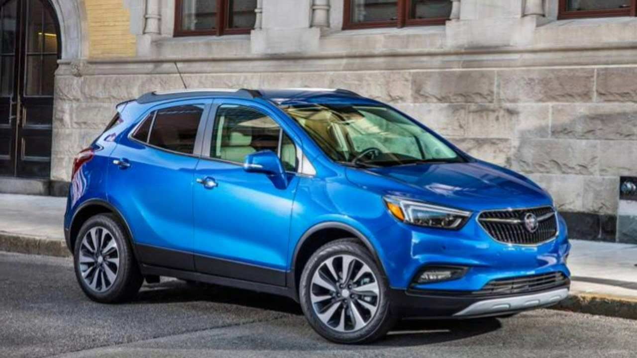 54 The The Buick Encore 2019 New Review Redesign and Concept for The Buick Encore 2019 New Review