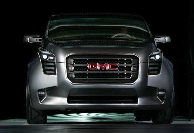 54 The The Gmc Denali Yukon 2019 Redesign Model by The Gmc Denali Yukon 2019 Redesign