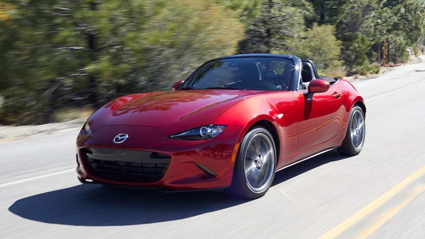 55 All New 2019 Mazda Mx 5 Gt S Picture for 2019 Mazda Mx 5 Gt S