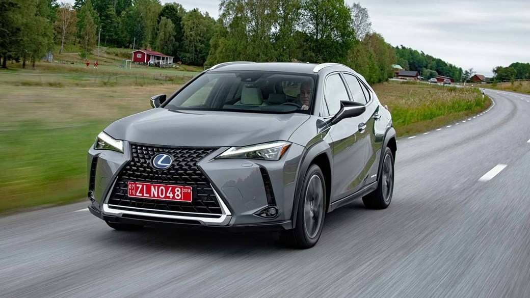 55 All New Best Lexus Ux 2019 Specs And Review Speed Test by Best Lexus Ux 2019 Specs And Review