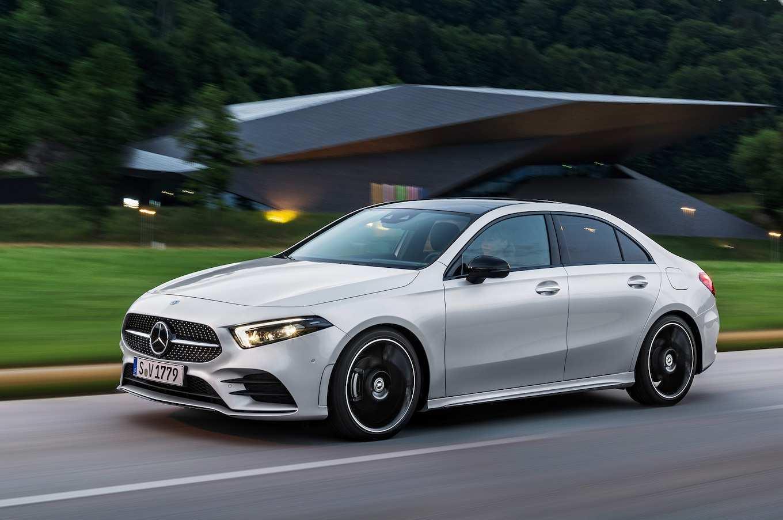 55 All New Mercedes 2019 A Class New Concept by Mercedes 2019 A Class