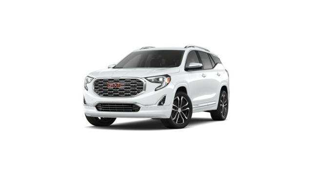 55 All New The Gmc Terrain 2019 White Engine Review for The Gmc Terrain 2019 White Engine