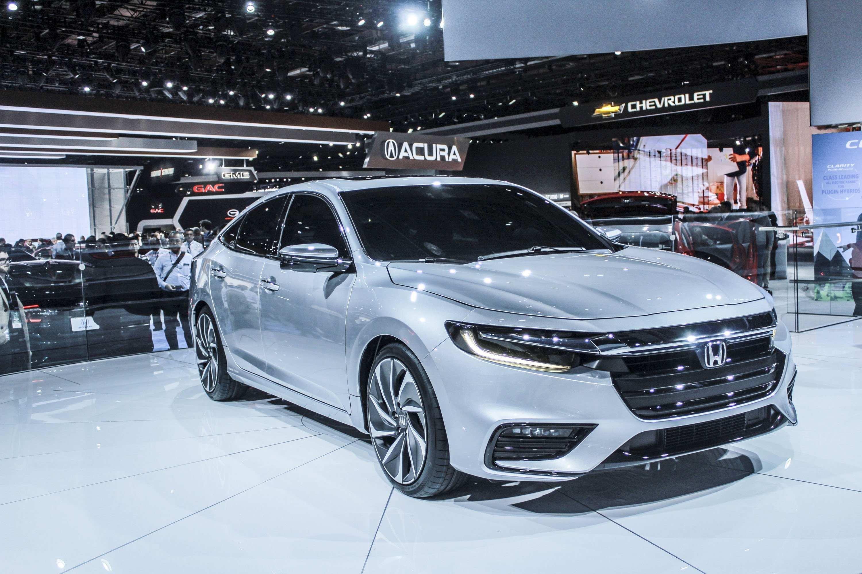55 All New The Honda 2019 Insight Review Specs Release for The Honda 2019 Insight Review Specs