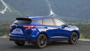 55 Best Review Acura 2019 Crossover First Drive Performance and New Engine with Acura 2019 Crossover First Drive