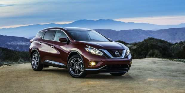 55 Best Review New Murano Nissan 2019 Picture Overview with New Murano Nissan 2019 Picture