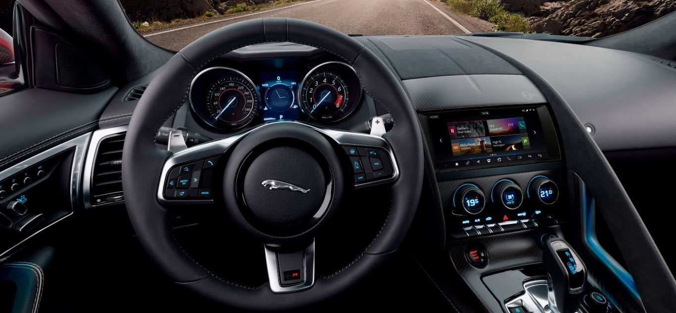 55 Concept of 2019 Jaguar F Type Interior Photos for 2019 Jaguar F Type Interior