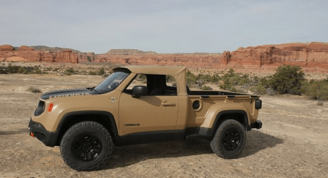 55 Concept of The Comanche Jeep 2019 Release Specs for The Comanche Jeep 2019 Release