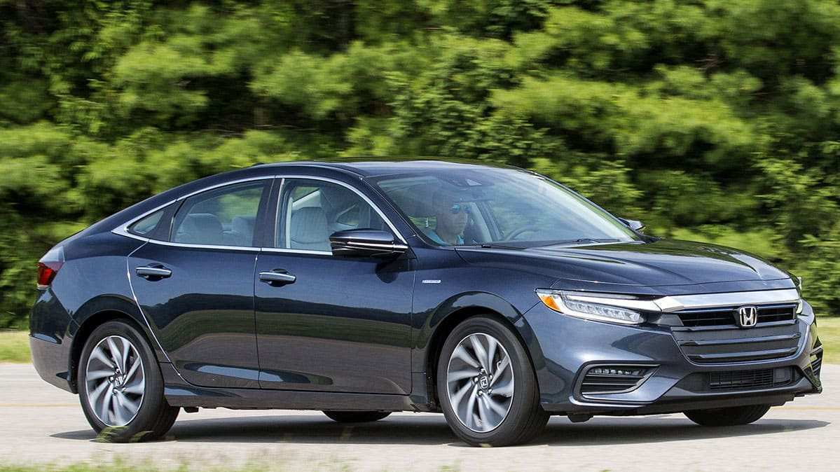 55 Concept of The Honda 2019 Insight Review Specs Exterior and Interior with The Honda 2019 Insight Review Specs