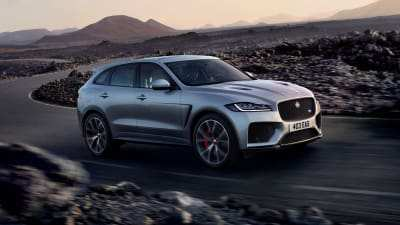 55 Gallery of 2019 Jaguar F Pace Svr Price Price Wallpaper for 2019 Jaguar F Pace Svr Price Price