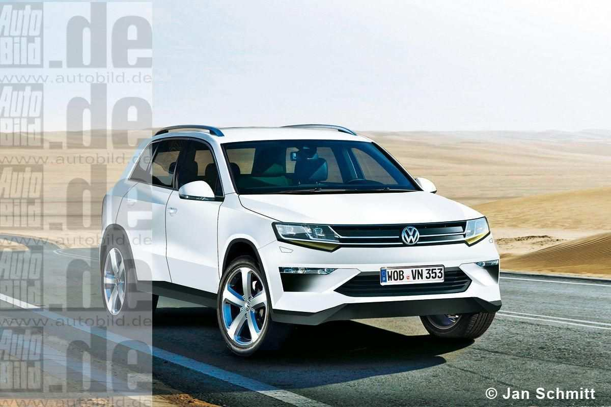 55 Gallery of Best Volkswagen 2019 Tiguan Concept Configurations for Best Volkswagen 2019 Tiguan Concept