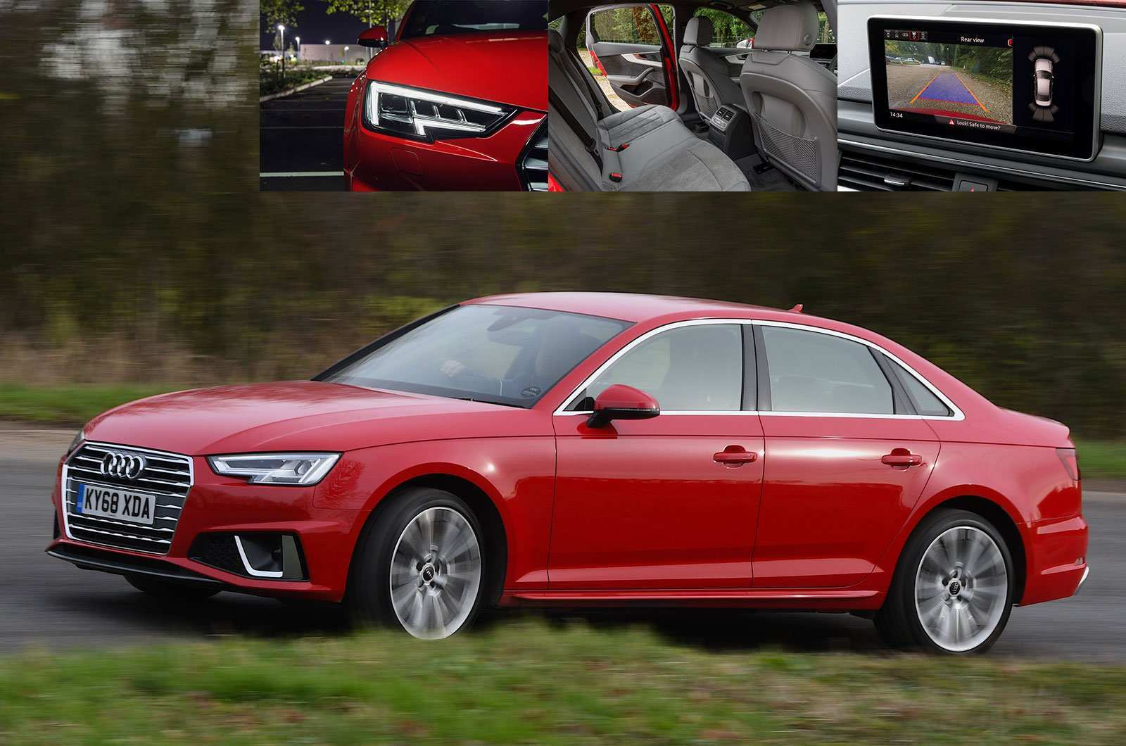 55 Gallery of New A4 Audi 2019 Spesification New Review with New A4 Audi 2019 Spesification