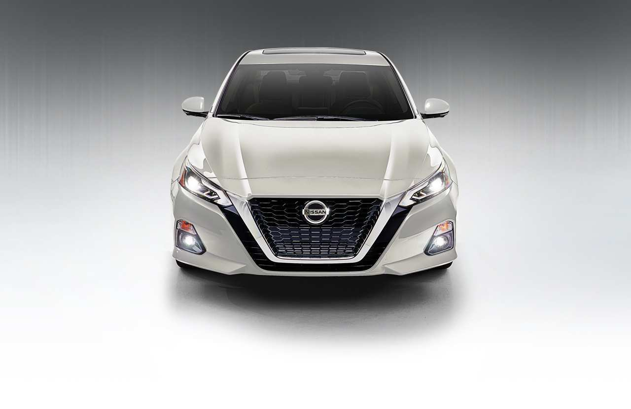 55 Gallery of Nissan Altima 2019 Style for Nissan Altima 2019
