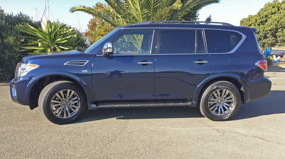 55 Gallery of Nissan Armada 2019 Overview Performance with Nissan Armada 2019 Overview