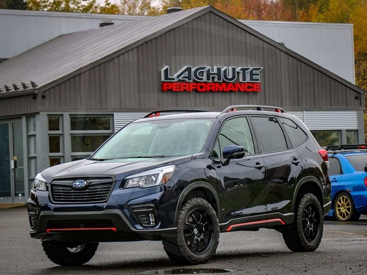 55 Great 2019 Subaru Forester Sport 2 Configurations with 2019 Subaru Forester Sport 2