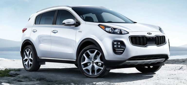 55 Great Best 2019 Kia Sportage Sx Turbo Review Performance And New Engine Exterior and Interior by Best 2019 Kia Sportage Sx Turbo Review Performance And New Engine