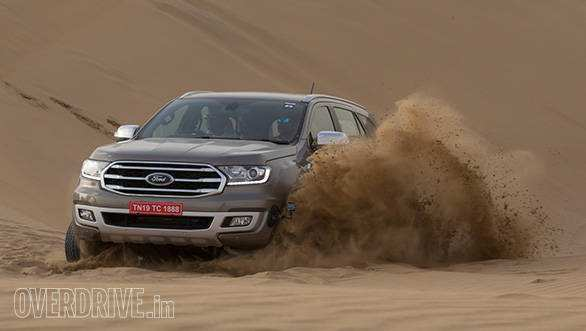55 Great Best Ford Endeavour 2019 Performance And New Engine Release Date by Best Ford Endeavour 2019 Performance And New Engine